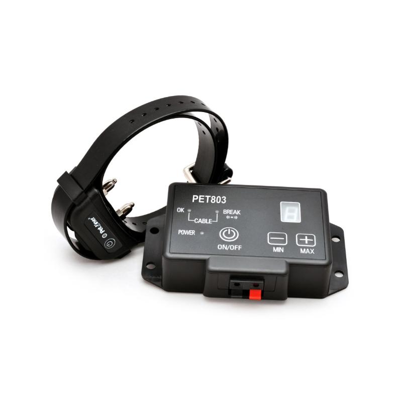Elektronický plot pre psy Petrainer PET803