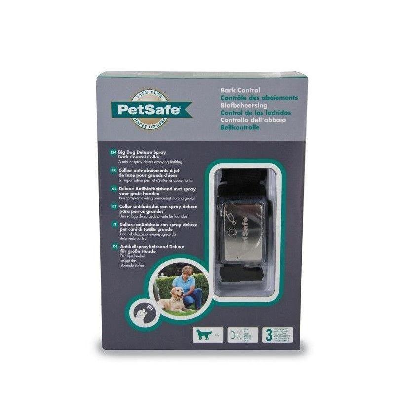PŘELOŽIT: PetSafe ultrazvukový protištěkací obojek