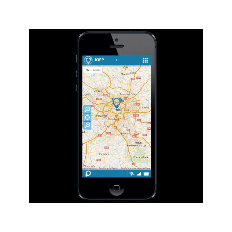 GPS obojok Eyenimal pre psov a mačky