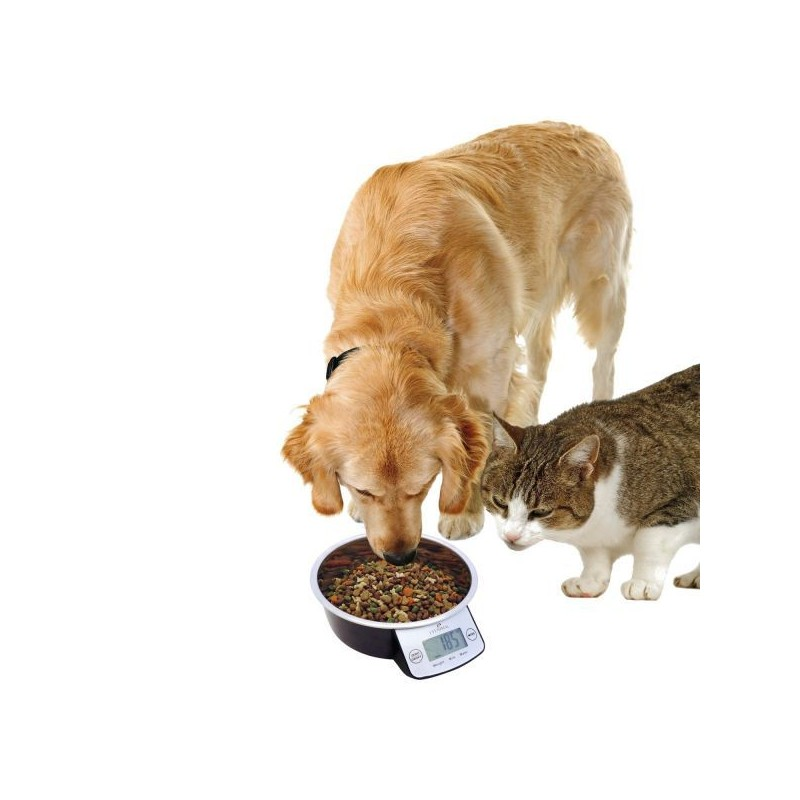 Miska pre psov s váhou EYENIMAL 1 liter