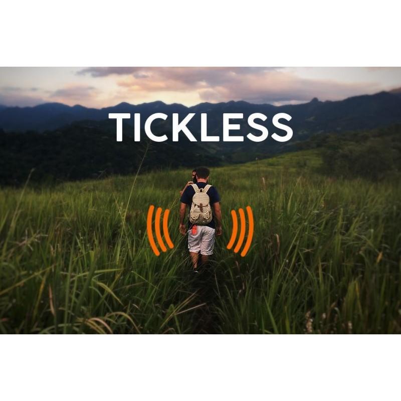 Ultrazvukový repelent Tickless HUMAN proti kliešťom