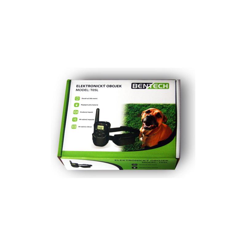 Elektronický výcvikový obojok BENTECH T05L