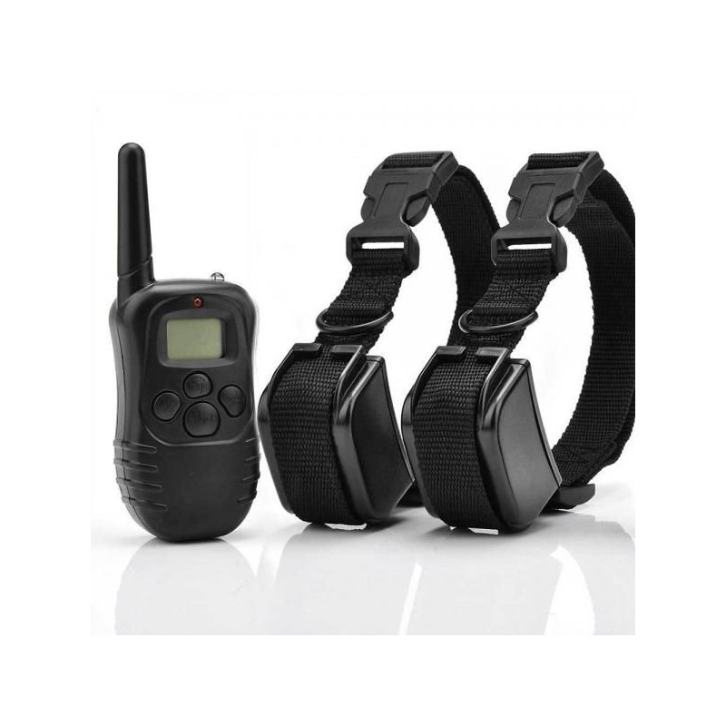 Elektronický obojek s displejem pro 2 psy DOG CONTROL-T05L