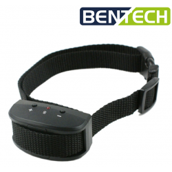 Vibračný protištekací obojok BENTECH T40V