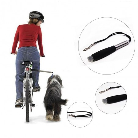 Vodiaci set, držiak na bicykel pre psa