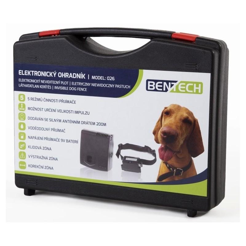 Elektronický ohradník pro psy 026