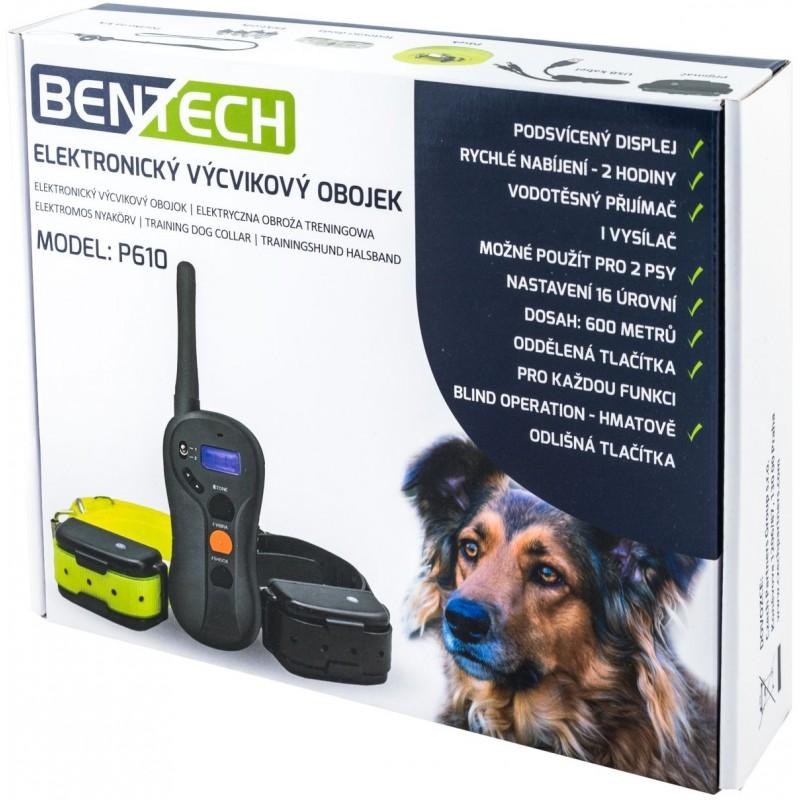 Elektronický obojok BENTECH P610